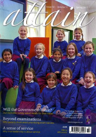 Independent Association of Prep Schools - Attain Magazine