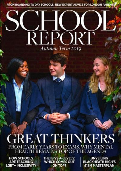 School Report Magazine