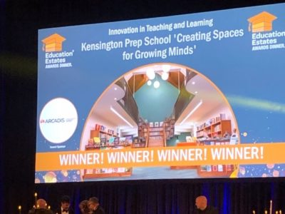Innovation in Teaching and Learning Award