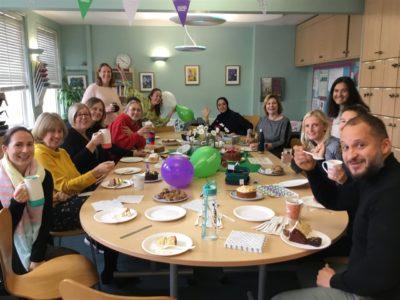 Macmillan Staff Fundraising Coffee Mornings