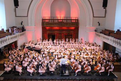 A musical school
