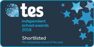 TES Award shortlist