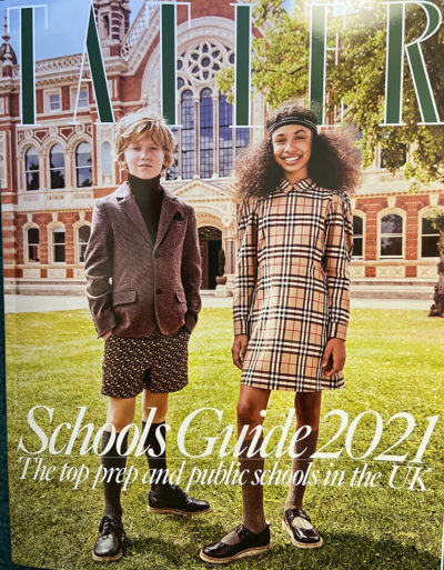 Tatler Good Schools Guide 2021